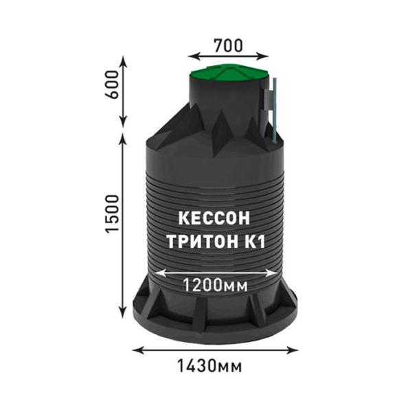 Кессон-Тритон-К1