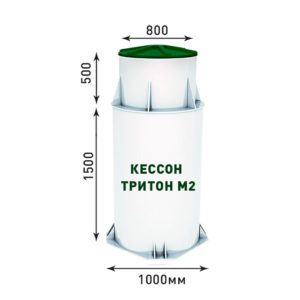 Кессон-Тритон-М-2